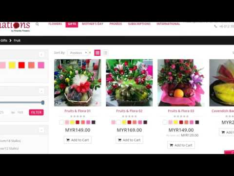 Fruit Basket Delivery Kuala Lumpur | Carnations.my