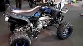 9. 2017 Yamaha Raptor 700R SE