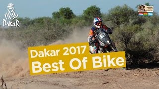 Bike: , won the DAKAR 2017 in front of and . More information on: http://www.dakar.com Social media: ...