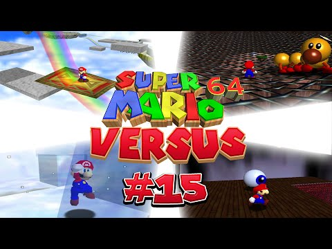 64 - Hey guys and welcome to our FIRST EVER race on this channel. This is our Super Mario 64 race to 120 stars! First person to get 120 stars wins the race. Who do you think will save Princess...