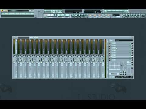 S.African house music on fl studio #1 (in english)