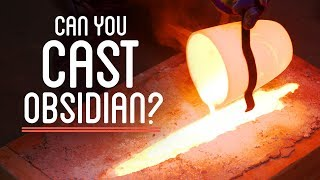 Video Can You Melt Obsidian and Cast a Sword? MP3, 3GP, MP4, WEBM, AVI, FLV September 2018