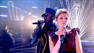 Will.i.am And Lucy O'Byrne Perform Habanera