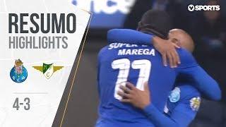 Video Highlights   Resumo: FC Porto 4-3 Moreirense (Taça de Portugal 18/19 1/8 Final) MP3, 3GP, MP4, WEBM, AVI, FLV April 2019