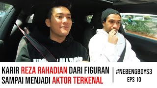 Video Reza Rahadian NANGIS GARA-GARA Boy William! - #NebengBoyS3 Eps.10 MP3, 3GP, MP4, WEBM, AVI, FLV September 2019