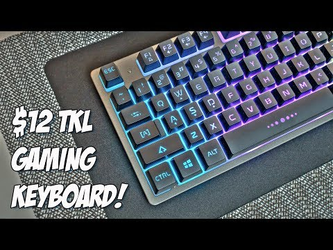 Fantech K611 Fighter TKL Gaming Keyboard Review