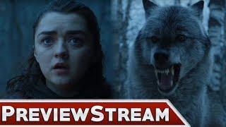 """Game of Thrones Staffel 7  Preview Stream  Folge 2 ,,Sturmgeboren""""  Tobitato [feat. Teacane]════════════════════════════════════════════👍🏻 FOLGT MIR:►Instagram: https://www.instagram.com/tobitato/ ►Twitter: https://twitter.com/TobitatoChips►Discord: Tobitato#4012      👉🏻 Meine Playlists: https://www.youtube.com/channel/UCuW5moqE8Iy2kLpSgb-efQw/playlists════════════════════════════════════════════📺 HIER SCHAUE ICH SERIEN: ✚ Netflix: http://netflix.de✚ Amazon Prime Video: http://amzn.to/2kIzmyK✚ Sky Ticket: http://bit.ly/sfskyticket════════════════════════════════════════════📷 MEINE TECHNIK:➪Kamera: Panasonic Lumix DMC-FZ200EG9: https://www.amazon.de/gp/product/B008MWQ8QS?ie=UTF8➪Ansteck-Mikrofon: BOYA BY-M1 3,5mm: https://www.amazon.de/gp/product/B00OFSE5RM?ie=UTF8➪Mikrofon: Auna MIC-900B USB Kondensator Mikrofon: https://www.amazon.de/gp/product/B00AE4T0Q2?ie=UTF8➪Softbox: Alu Fotostudio Studioleuchte: https://www.amazon.de/gp/product/B073FB1RTS?ie=UTF8👉🏻Diese Links sind Amazon Affiliate Links. Wenn ihr über diese einkauft zahlt ihr nicht mehr. Aber ich erhalte eine kleine Provision.════════════════════════════════════════════"""