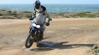 5. Triumph Tiger Explorer XC (2016) - First Ride Review