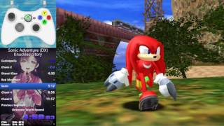 Will I ever get a better Knuckles time?................yes