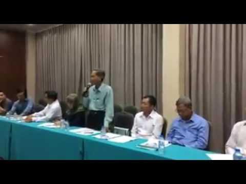 Bài Phát Biểu Của Ông Trương Văn Niệm – Tây Ninh ngày 03/12/2016