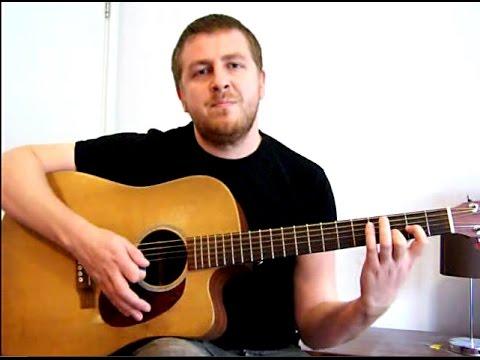 Teardrop – Guitar Lesson – Massive Attack – Learn Guitar in London