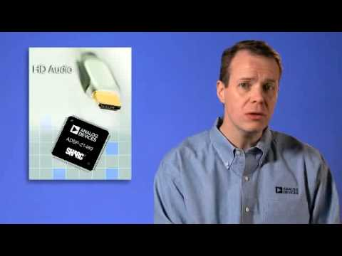 SHARC® Processors for HD Audio