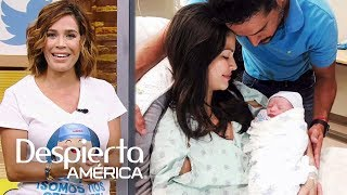 La tía Karla cuenta todo sobre el nacimiento del bebé de Ana Patricia