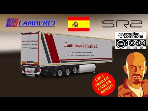LAMBERET FUTURA SR2 SPANISH AGENCIES TRAILER 1.28.x