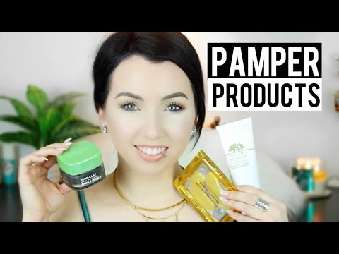 My Favorite Pamper Products! Face Masks, Teeth Whitening & More