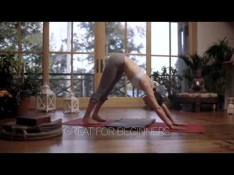Yoga Basics 1: Breath & Alignment – DVD Trailer