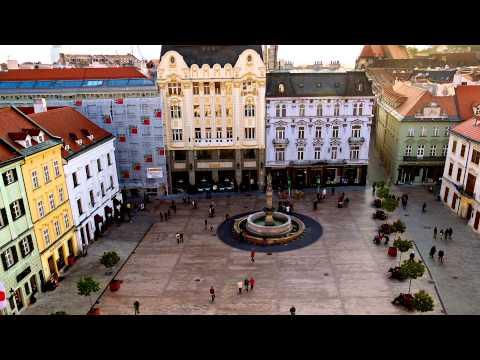 Študent informatiky Ondrej Volko vytvoril zaujímavé video Bratislavy: Skladá sa