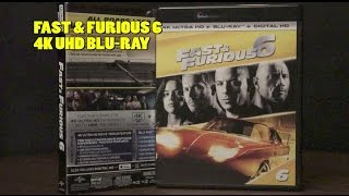 Nonton Fast & Furious 6 4K UHD Blu-Ray Unboxing DTS-X Audio/ Video Review Film Subtitle Indonesia Streaming Movie Download