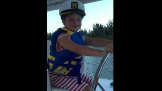 Captain Caitlyn, July 2016