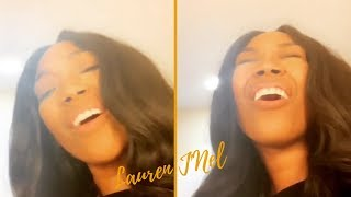 """Brandy Slays Snippet of Her 90s Single """"Brokenhearted""""    #Throwback"""