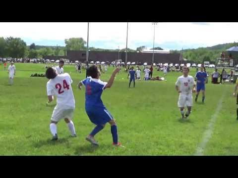 Boston FC Showcase NJSA U17 Norwalk United vs Jersey Knights SC Spartans (NJ) - 1st half