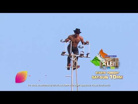 India's Got Talent: Starts tonight, Sat-Sun 10