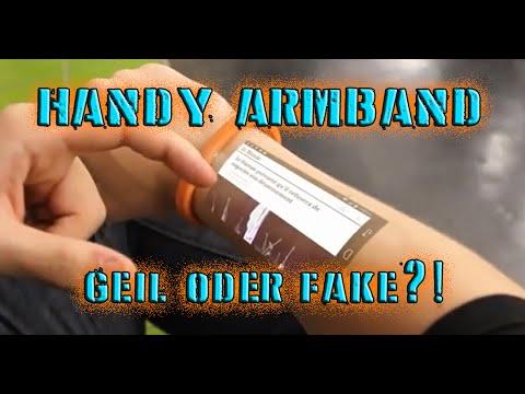 Cicret Bracelet | Cicret Handy Armband | Gadget | Geniales Gadget |MLT