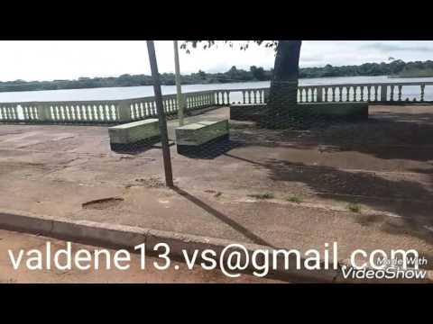 Cais beira rio e interditado Em.. Novo Santo Antônio MT