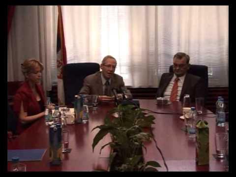 Američki ambasador u Srbiji Majkl Kirbi posetio Apatin