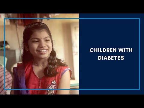 Medtronic Insulin Pump Therapy for Children with Diabetes - Ankita