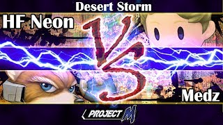 HF Neon (Lucas) vs. Medz (Fox) – Highly technical match from the last AZ regional