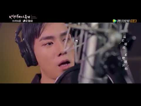 "A Love So Beautiful Hu Yi Tian Sings Credits Song ""Is this a Dream?"" [Eng Sub] 致我們單純的小美好 推廣曲"