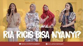 #RANSMUSIC #SAVELAGUANAK Ria Ricis X Nagita Nyanyi Lagu Anak