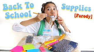Video Back To School Supplies [ Parody ] MP3, 3GP, MP4, WEBM, AVI, FLV November 2018