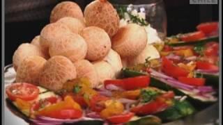 BeHo en el programa Carlo Cocina de CNN