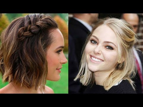 Cute And Easy Hairstyles for Short Hair