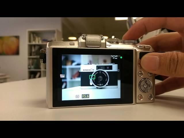 Test tốc độ lấy nét máy ảnh Olympus E-PL7