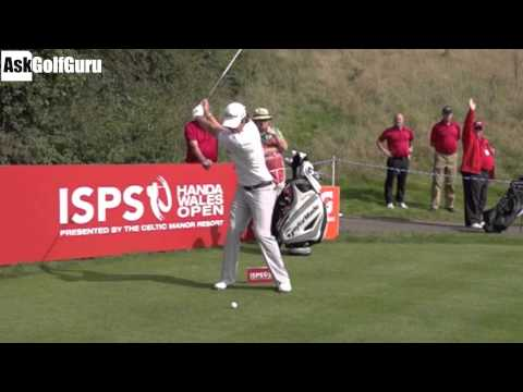 Peter Uihlein Golf Swing Lesson
