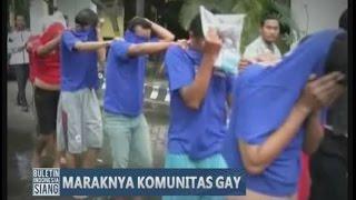 Video Polisi Menyelidiki & Membekuk Komunitas Gay di Surabaya & Yogyakarta - BIS 23/05 MP3, 3GP, MP4, WEBM, AVI, FLV Mei 2017