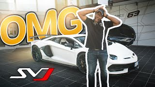 Road To the Aventador SVJ Ep. #3: DRIVING the SVJ in Italy by DoctaM3's Supercars Personified