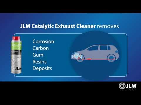 JLM Lubricants Petrol Catalytic Exhaust Cleaner Petrol