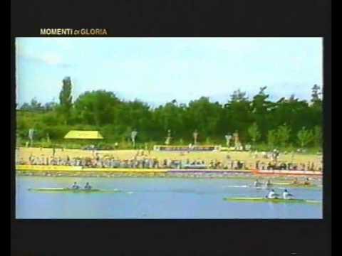 canottaggio: oro olimpico seul '88 fratelli abbagnale