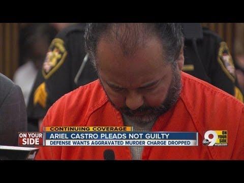 Ariel Castro pleads not guilty