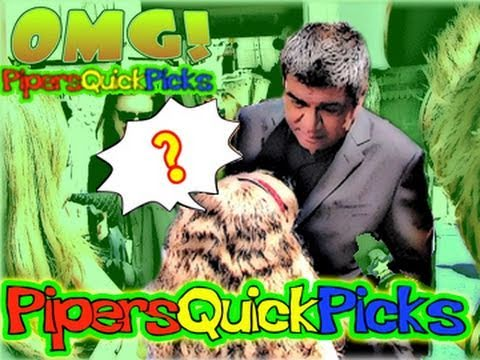 GEORGE LOPEZ Interview with Kid Reporter PIPER REESE & Invite to interview JUSTIN BIEBER!? (PQP 047)