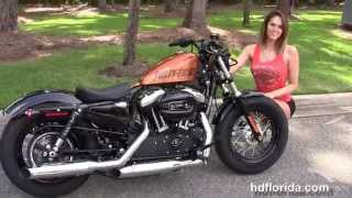 10. New 2015 Harley Davidson Sportster Forty-Eight Motorcycles for sale