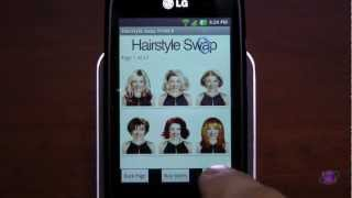 Hairstyle Swap POWER YouTube video