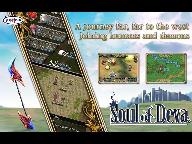 RPG Soul of Deva - Official Trailer