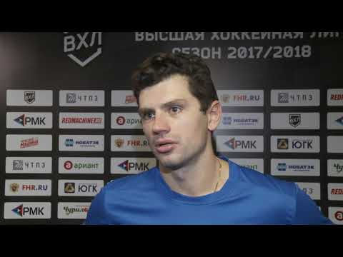 Сергей Карпов - о первом после возвращения матче за