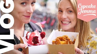 My Favourite Dessert Spots in London | COVENT GARDEN & SEVEN DIALS | Cupcake Jemma by Cupcake Jemma