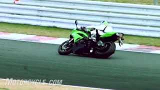 3. 2009 Kawasaki ZX-6R Review - Nasty new Ninja should make others nervous